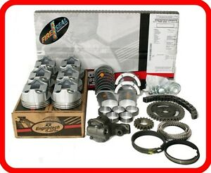 1986 1990 Jeep Amc 258 4 2l Ohv L6 Engine Rebuild Kit