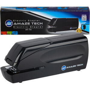 Electric Stapler Amaze Tech Heavy Duty Electric Stapler Plug In And Battery