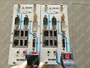 1pc Used Adlink Control Board Pxi 3920