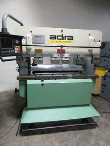 Adira Upacting Hydraulic Press Brake Model Qha 3215