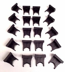 20 pack Clamp Sock Rim Protectors For Coats Rim Clamp Tire Changer 183475 183604