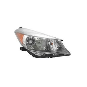 2012 14 Toyota Yaris Hatchback Headlight Headlamp W spt Pkg Right Passenger Side