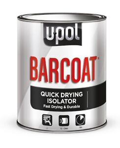 Upol Up0720 Barcoat Quick Drying Isolator Auto Paint Primer Stops Lifting