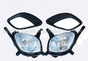 Fog Lamp_trim Cover_wiring Harness Set For 2012 2013 2014 Kia Picanto Sport