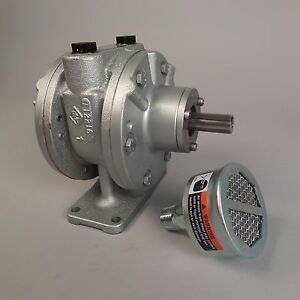 Large Reversible Air Motor For Coats Tire Changer Machines 8181190 181190