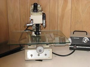 Mitutoyo Table Microscope Tm 101