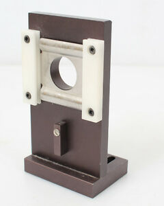 Sample Holder With Base From Nicolet Magna Ir 850 Spectrometer Ftir 470 110800