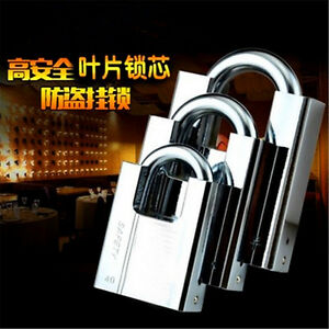 High Quailty Shipping Container Garage Anti theft Lock Padlock With 4 Keys