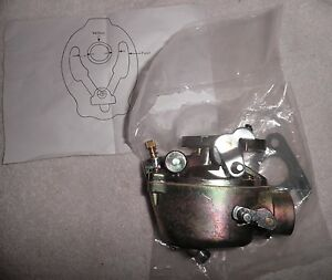 Carburetor Ford 9n 2n 8n Tractor Replaces Marvel Schebler New