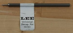 LEE Universal Decapping Pin-(90783) NEW