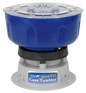 Arsenal Quick-n-Ez Case Tumbler Economical Clean Your Brass Cord Mounted OnOff