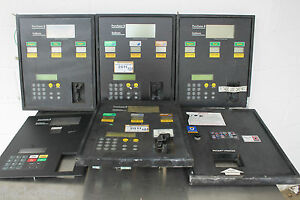 Gilbarco Wayne Tokheim Schlumberger Gas Dispenser Credit Card Door Assembly Lot
