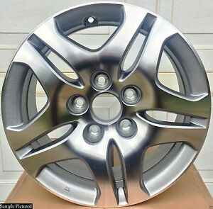 4 New 16 Alloy Wheel Rim For 2005 2006 2007 2008 2009 2010 Honda Odyssey 10055