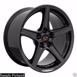 4 New 18 Wheels Rims For Ford Mustang 2000 2001 2002 2003 2004 Rim 1976