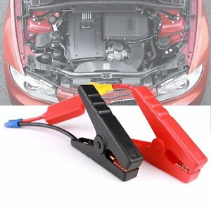 Universal Replacement Jumper Jump Starter Cable Clamp Booster Portable 18 000mah