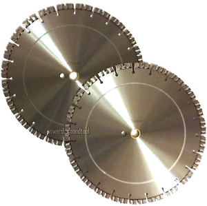 2pk 14 New Style Shark sharp Diamond Saw Blade For Cured Concrete Paver best