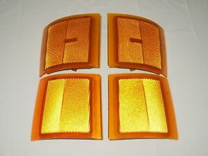 1994 1998 Gmc K1500 Suburban Sierra Pickup Yukon Side Marker Light Set K2500