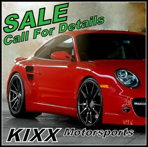 20 Rohana Rf2 20x9 20x11 Black Concave Forged Wheels For Porsche 981 Boxster
