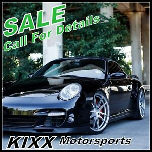 19 Rohana Rf2 19x8 5 19x11 Silver Wheels For Porsche 997 911 Carrera 4 4s Turbo
