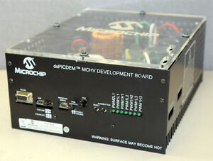 Microchip Dspicdem Mchv Development Board 10 00871 r4 New