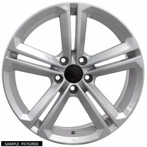 4 New 18 Replacement Wheels Rims For 2009 2017 Volkswagen Cc 24309
