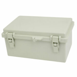 290mmx190mmx140mm Abc Dustproof Junction Box Electric Project Enclosure
