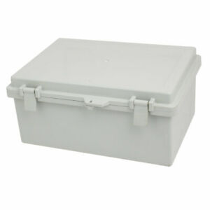 340mmx240mmx155mm Abc Dustproof Junction Box Electric Project Enclosure