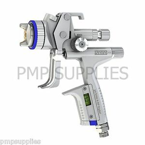 Sata Jet 5000b Rp Digital Clear Spray Gun 1 2 Cup