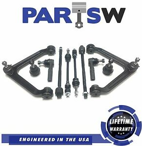 New 12pc Front Suspension Kit For 2002 2003 2004 2005 Dodge Ram 1500 4x4 4wd