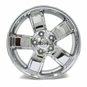 20 Mopar Dodge Ram 1500 2002 2013 Chrome Wheel 20x8