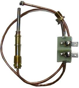 Terminal Block Thermocouple 24in Wall Furnace High Output Built in Junction Box