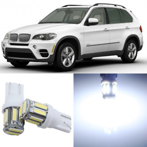 24 X Canbus Xenon White Interior Led Lights Package For 2007 2013 Bmw X5 Tool