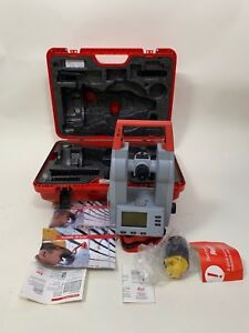 Leica Geosystems T110 Theodolite 100 Series Surveying Total Station Works Fine