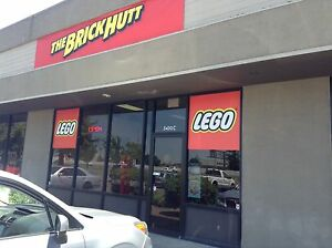 The Brick Hutt Lego Store Physical Location With Internet Channels 9 Yr Business
