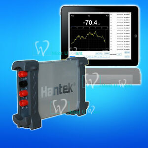 Pc Based Digital Data Logger Voltage Current Recorder Bluetooth Ipad supporting