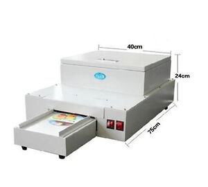 Cd Disk Uv Coating Machine Laminating Coater Extrusion Laminator