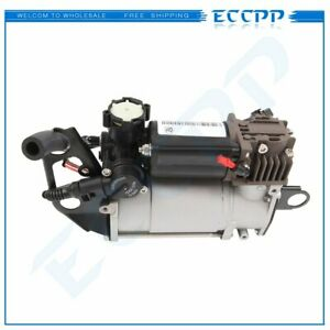 Air Suspension Compressor Assembly For Volkswagen Touareg Tdi 2002 2010