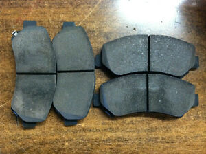 New Oem Front Brake Pads 2009 2015 Nissan Maxima Sentra 2 5 Mt Only