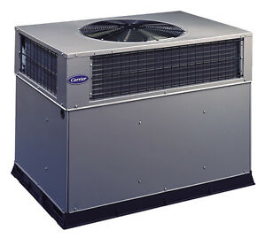 Carrier 5 Ton Packaged Unit 14 Seer 230v 1ph Gas Heater Ac R410a 48vl b600903