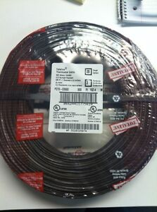 Thermostat Cable 20 Gauge 3 Wire 500 Feet Roll Low Voltage Network Tstat