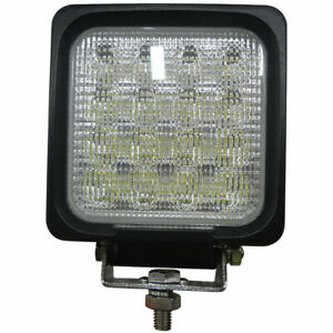 Led740f Square Led Flood Light 9v 32v 3280 Lumens 4 25 x 4 25