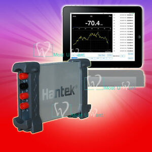Hantek Usb Data Logger Voltage Long Time Current Recorder Bluetooth Ipad support