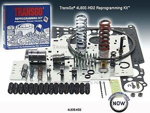 Transgo 4l80e Hd2 Reprogramming Kit Fit 4l80e 4l85e Gmc Chevy Gm 1991 09 34169et