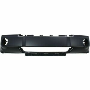 New Ch1000450 Front Bumper Cover For Jeep Grand Cherokee 2005 2007