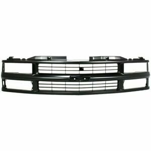 New Gm1200239 Grille Assembly For Chevrolet C2500 1994 2000