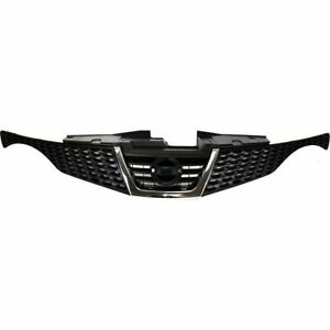 New Ni1200244 Grille For Nissan Juke 2011 2013