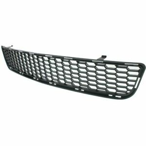 New Gm1036142 Center Bumper Cover Grille For Chevrolet Cruze 2011 2014