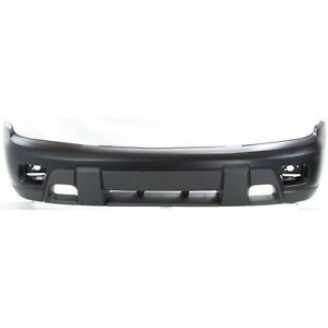 New Gm1000639 Front Bumper Cover For Chevrolet Trailblazer 2002 2007