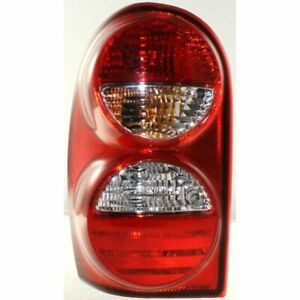 New Ch2800158 Tail Light For Jeep Liberty 2005 2007