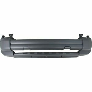 New Ch1000923 Front Bumper Cover Textured For Jeep Liberty 2005 2007